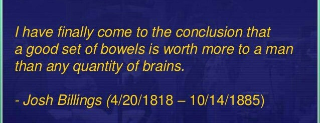 bowel quote