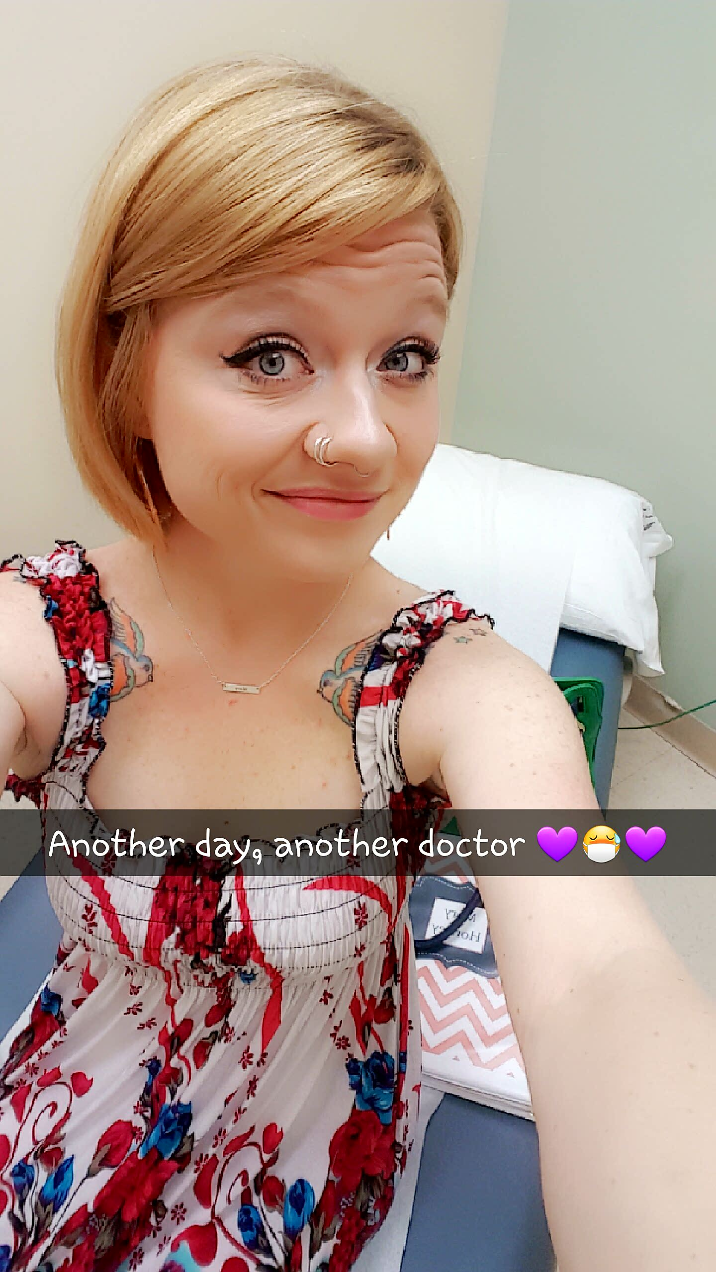 Another day, Another Doctor - It Could Be Worse Blog