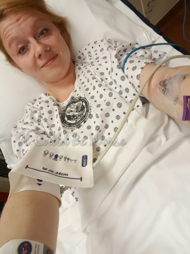 ER Visit - Crohn's - It Could Be Worse Blog