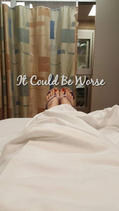 Chest Pains & ER Visit #3 - It Could Be Worse