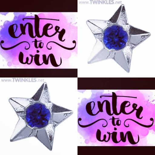 Instagram Giveaway - Twinkles Dental Jewelry