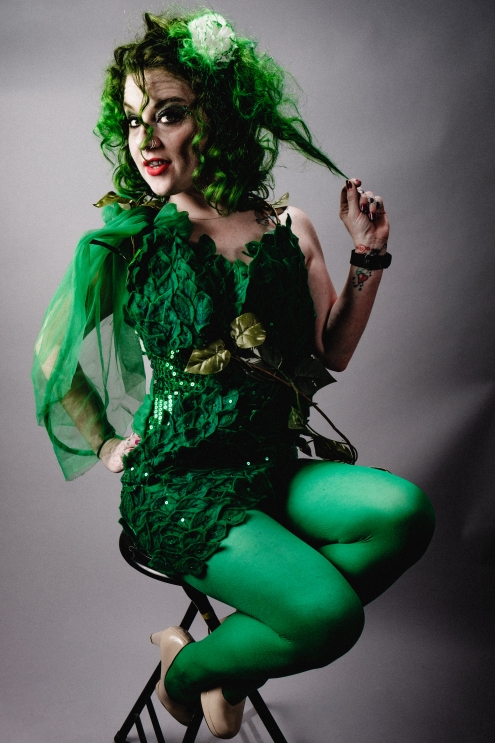 Poison Ivy - Timothy Goins & Mary Horsley