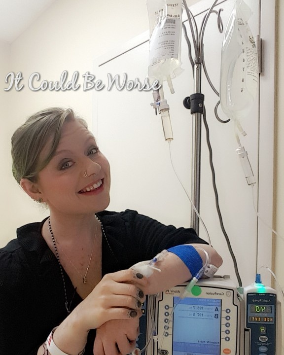 Entyvio Infusion #2 - It Could Be Worse Blog