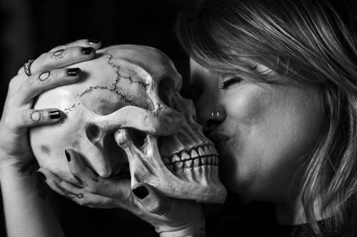 Mary Horsley Timothy Goins Skulls