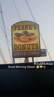 Schools Out For Ever - Donuts