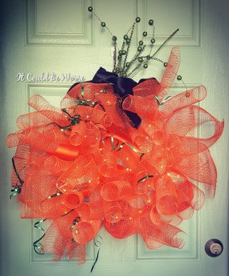 Eleven More Days Mary Horsley Wreath