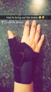 Lumpy, the Ganglion Cyst, A Trilogy - It Could Be Worse - Mary Horsley