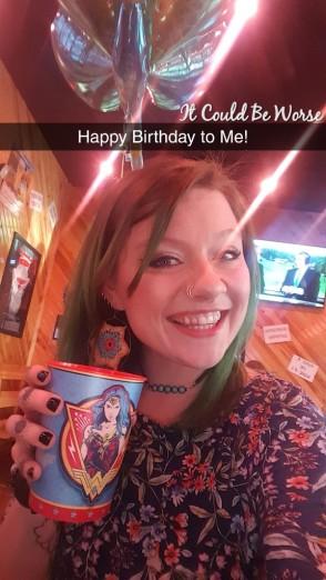 Blood Work and Birthdays