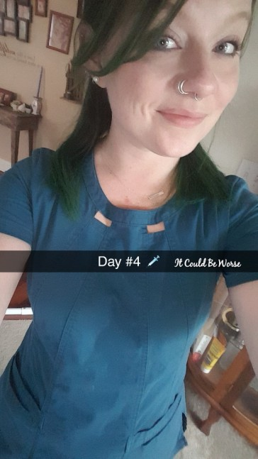 Allodynia - Another week in my Crohn's journey - it could be worse blog - Mary Horsley