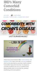 IIBD News Today - It Could Be Worse - Mary Horsley