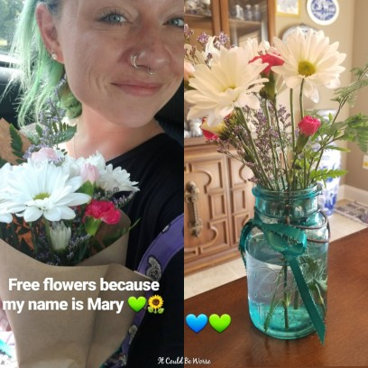 It Could Be Worse Blog - Mary Horsley - Georgetown Flowers and Gifts