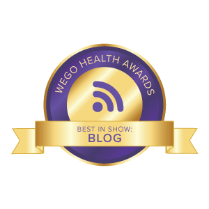 WEGO Health Awards - Best in Show - Blog