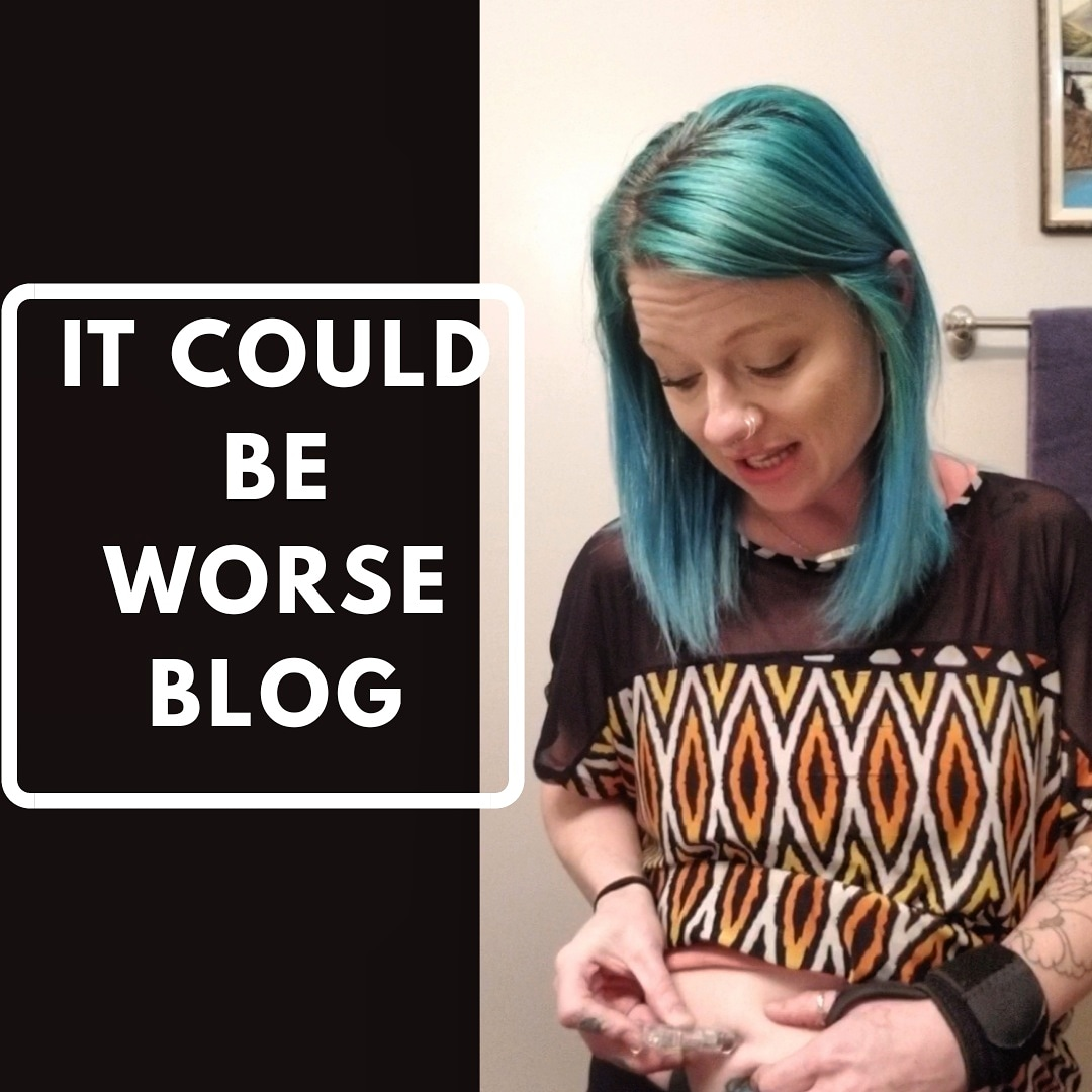 Stelara Self-Injection #6 | It Could Be Worse Blog - Mary Horsley